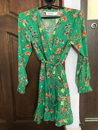 🚚 The editor's market dress