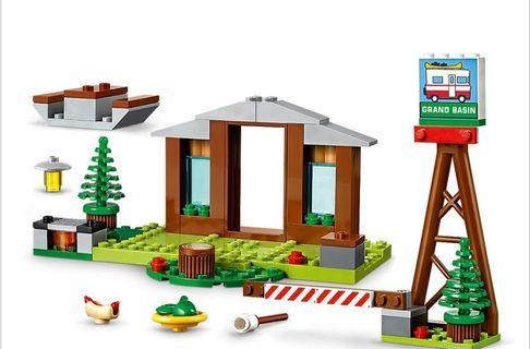 10769 Lego Toys Story散景