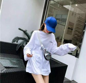 Long sleeve korean stlye t-shirt