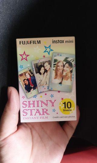 🚚 Instax Mini Film Shiny Stars