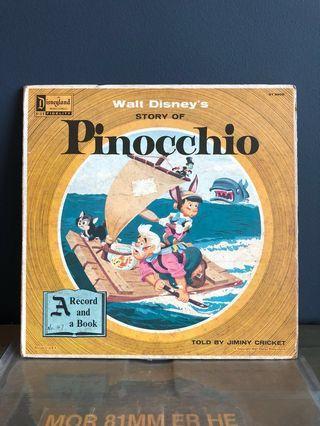 Walt Disney's Story of Pinocchio