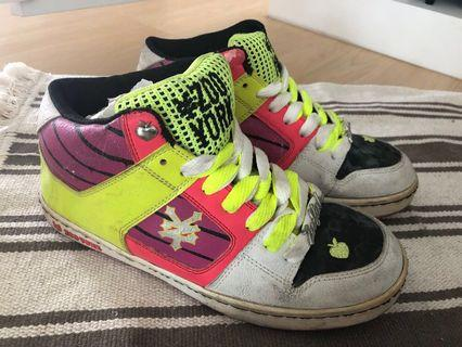 Zoo York Street Style Shoes