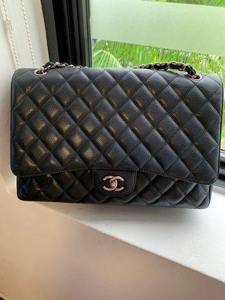 Chanel Classic Flap Bag Authentic