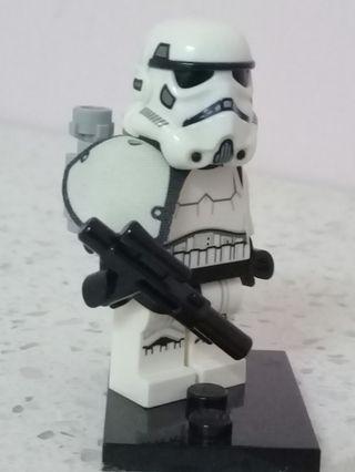 LEGO Stormtrooper Minifigure Xtra