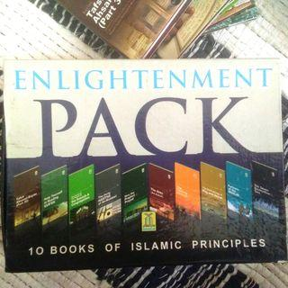 Enlightenment Pack, 10 Books Of Islamic Principles