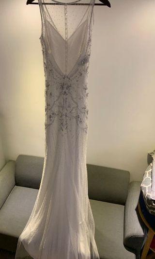 Wedding Dress, pre wedding dress Aire Barcelona