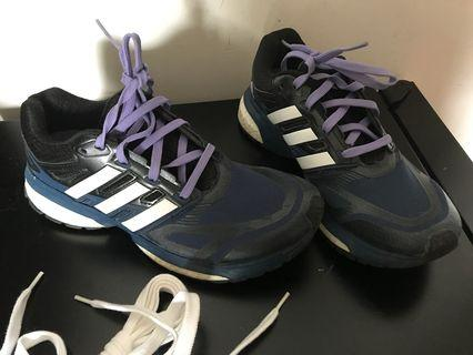 Adidas endess energy boost blue sneakers 波鞋 38 uk5 us6.5