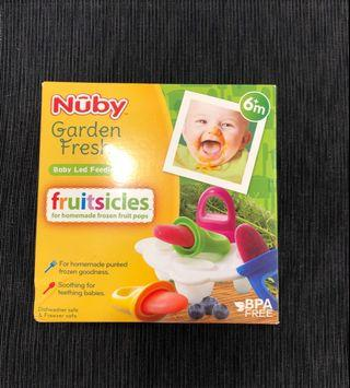 Nuby Garden Fresh - Fruitsicles