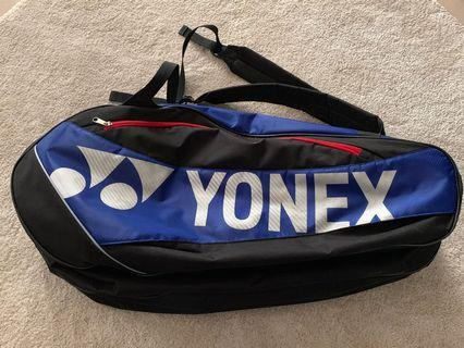 Yonex Badminton Bag (Used) Negotiable