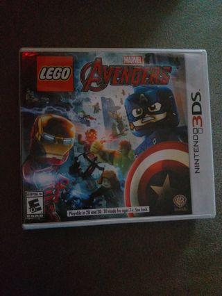 3DS Game Lego marvel avengers