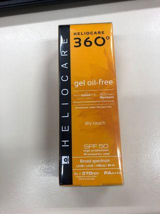 Heliocare 360 防曬 SPF50 protection solaire