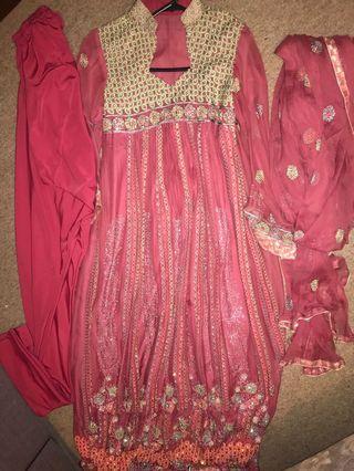 Indian/Pakistani dress gown