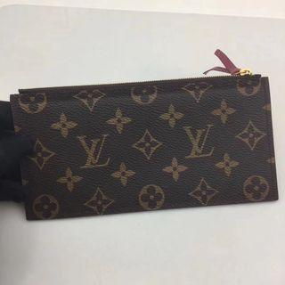 Authentic LV zippy pouch