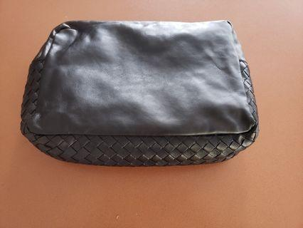 BV - Men's leather clutch