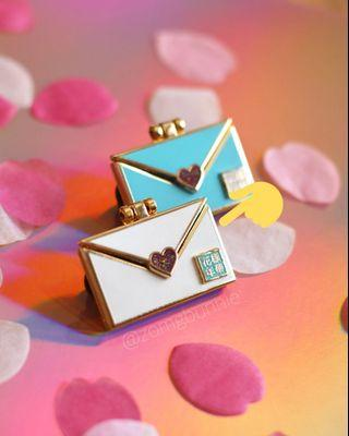 BTS HHYH Pt 2 Love Letter Pin