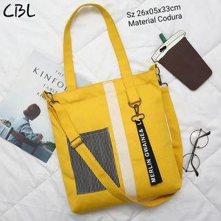 Totebag korea kanvas