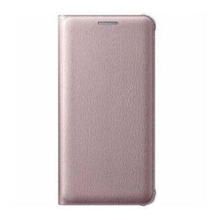 Samsung Galaxy A3 (2016) Rose Gold Flip Wallet Phone Case