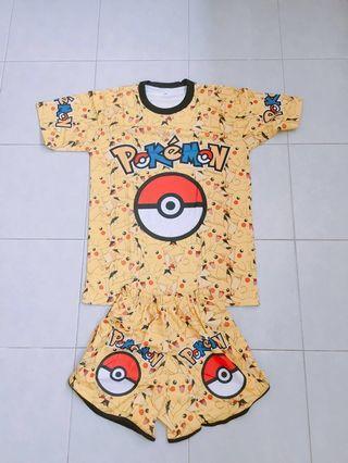 Pokémon Dri Fit Set