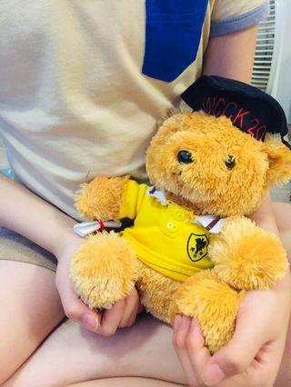 Raimondi School Bear