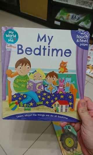 🚚 大野狼書展  童書 my bedtime