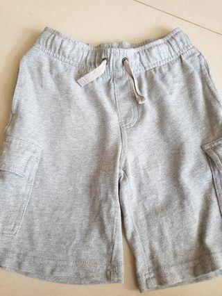 🚚 Grey Shorts, Gymboree,  Size 4