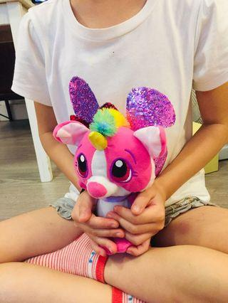Colorful stuff toy