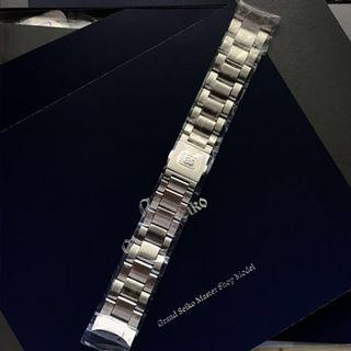 MINT Grand Seiko GS 20mm Oyster Stainless Steel bracelet
