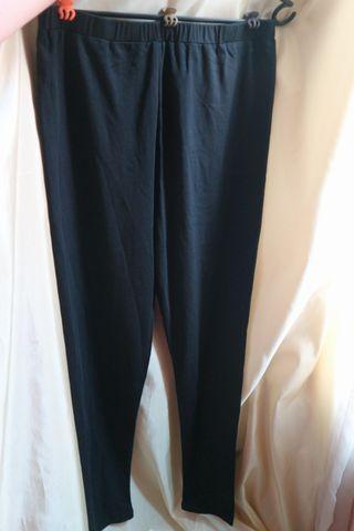 Pomelo black pants