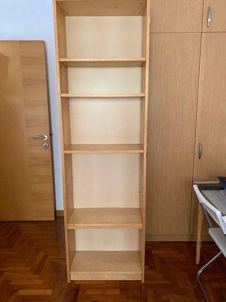 Bookshelf Ikea 202x80x28 hxwxd