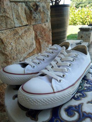 Converse All Star White Unisex