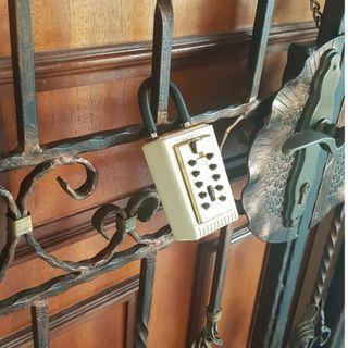 Supra C Key Box Lock (Cream)