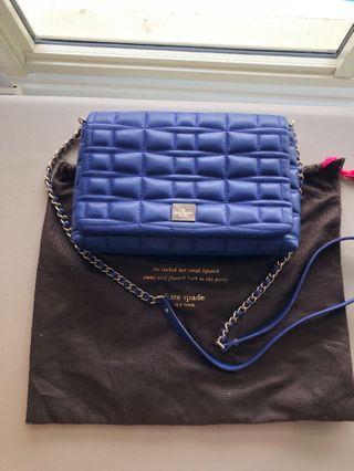Kate Spade royal blue
