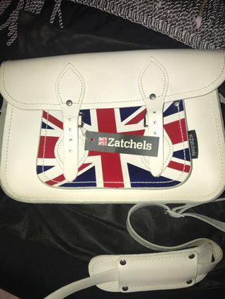 Zatchels bag (London Flag)