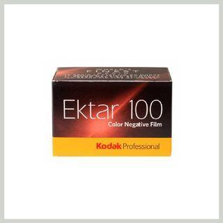 柯達Kodak - 專業級 EKTAR 100 彩色 35mm菲林 (36張/卷)