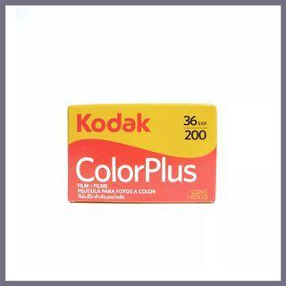 柯達 kodak - Color Plus 200度 彩色 負片 35mm菲林 (36張/卷)