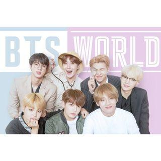 [PO] BTS WORLD OST