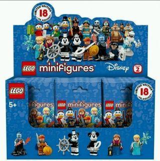 Lego Disney Minifigures 71024