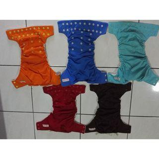 Baby/Infant cloth diapers cover washable reusable (10pcs)