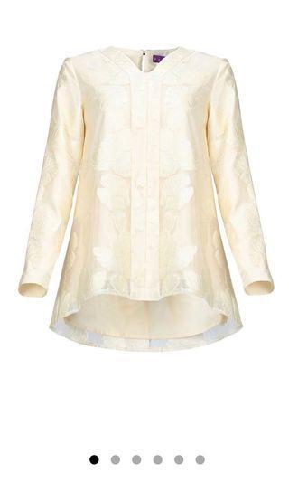 Poplook Premium Nyomi Kebaya Style Top