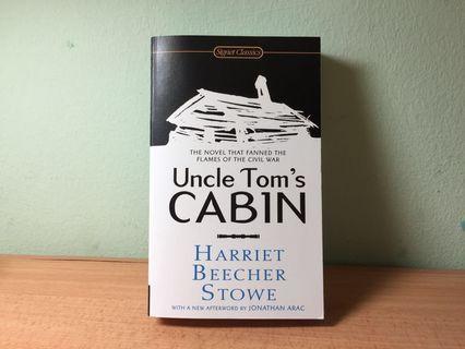Uncle Tom's Cabin (Harriet Beecher Stowe)