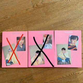 (PRICE REDUCED)BTS Unsealed Persona Album