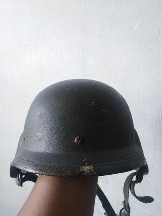 Original Military Helmet Used Item (SAF)