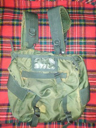 Original Mini Military Bagpack