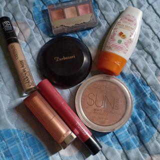 Semua makeup