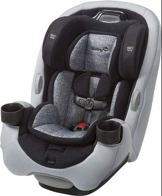 *Brand New* Safety 1st First Grow N Go EX Air 3-in-1 Convertible Car Seat, Lithograph Baby Car Seat