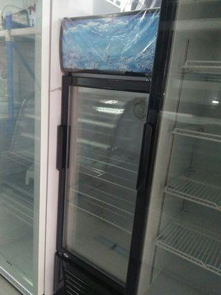 1door glass chiller