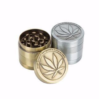 Steel Weed / Tobacco Grinder
