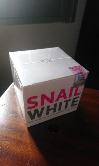 Snail white moisture facial cream全效水凝活肌面霜