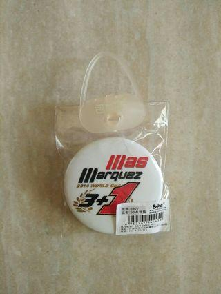 Marc Marquez 93 Pin