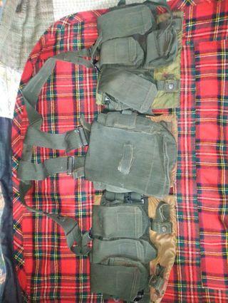 Original Military Vest Carrier